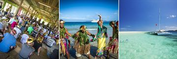Cultural Presentation & Snorkelling in Fiji