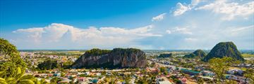 A panoramic view of Da Nang