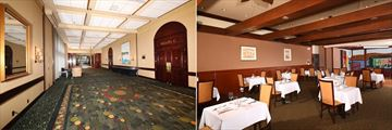 Pre Function Area and Mickey Quinn's Restaurant at Delta Hotels by Marriott St. John's Newfoundland