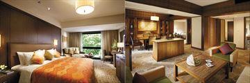 Shangri-La's Rasa Sayang Resort, Deluxe Suite