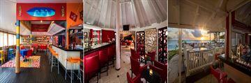 Dining at The Club Barbados