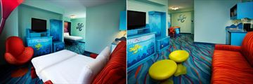 Disney's Art of Animation Resort, Finding Nemo Family Suite