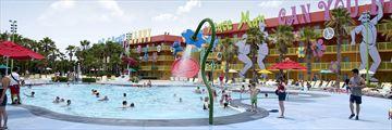 Disney's Pop Century Resort, Pool