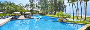 Dusit Thani Krabi Beach Resort, Main Pool