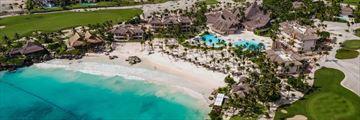 Eden Roc at Cap Cana, Aerial View of Resort