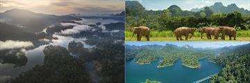 Elephant Hills' scenery