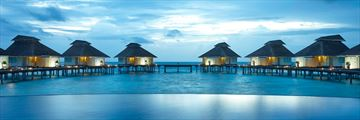Ellaidhoo Maldives by Cinnamon, Pool and Water Bungalows
