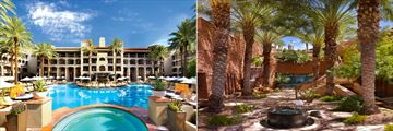 Fairmont Scottsdale Princess, South Pool and Willow Stream Spa