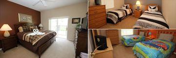 4 Calabay Parc, Bedrooms