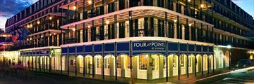 Four Points by Sheraton French Quarter, Exterior