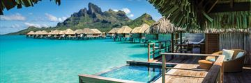 Four Seasons Resort Bora Bora, Overwater Suites