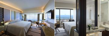 Superior Inland Suite and Superior Sea View Suite at Four Seasons, Cyprus