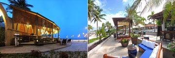 Furama Resort, The Fan and Ocean Terrace Bar