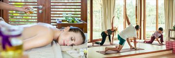 Fusion Resort Phu Quoc's spa treatments and activities