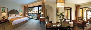 Garden accommodation at Shangri-La Waryat al Beri