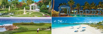 Gardens, Pool, Beach and Golf at Sandals Emerald Bay