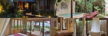 The Garden Pool Suite at Anantara Rasananda Koh Phangan