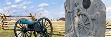 Gettysburg Memorial, Pennsylvania