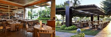 Brasserie and La Trattoria at Gloria Serenity Resort