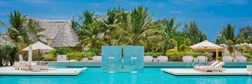 The pool at Gold Zanzibar Beach House & Spa