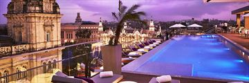 Gran Hotel Manzana Kempinski, Pool
