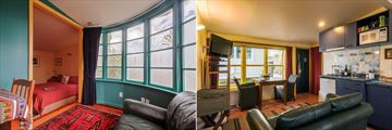 Great Ponsonby Bed & Breakfast, Courtyard Studio