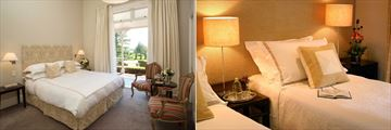 Greenhill Lodge, Hudson Room and Veranda Suite