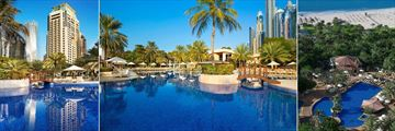 Pool at Habtoor Grand Resort & Spa, Autograph Collection