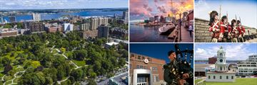Sights and Scenery in Halifax, Nova Scotia