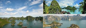 Halong Bay Vistas