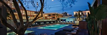 Hard Rock Hotel San Diego, Pool