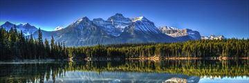 Herbert Lake, Alberta
