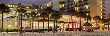 Hilton Clearwater Beach Resort & Spa, Exterior