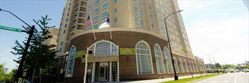 Hilton Garden Inn Charlotte Uptown, Hotel Exterior
