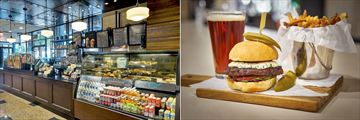 Market and Dining Option at Hilton Knoxville