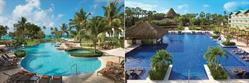 Pools at Hilton La Romana Resort & Spa