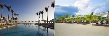 Hilton Rose Hall Resort & Spa, Pool and Beach