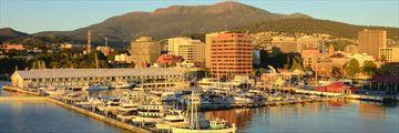 Hobart and Sullivans Harbour