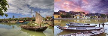 Hoi An Old Town and Waterfront