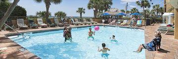 Main Pool at Holiday Inn At The Pavilion