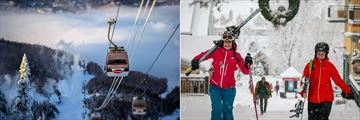 Holiday Inn Express & Suites Tremblant, Winter Activities