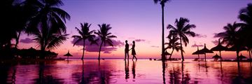 Romantic honeymoons in Mauritius
