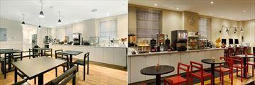 Hospitality House, Breakfast Room