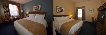 Hotel Tadoussac, Queen Room with River View and Queen Room