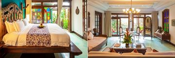 Hotel Tugu Bali, Canggu Beach, Walter Spies Pavilion