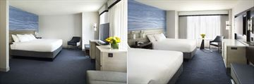 Hyatt Centric at Fisherman's Wharf, Standard Room King and Standard Room Two Double Beds