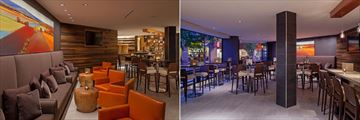 Hyatt Regency Louisville, Sway Bar and Sway Restaurant