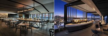Sailmaker Restaurant and Zepher Rooftop Bar at Hyatt Regency Sydney
