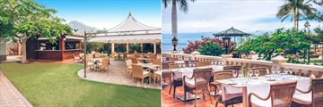 Barbacoa Restaurant and Zeus Restaurant at Iberostar Selection Anthelia
