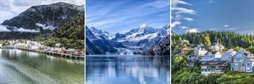 Juneau, Glacier Bay & Ketchikan, Alaska
